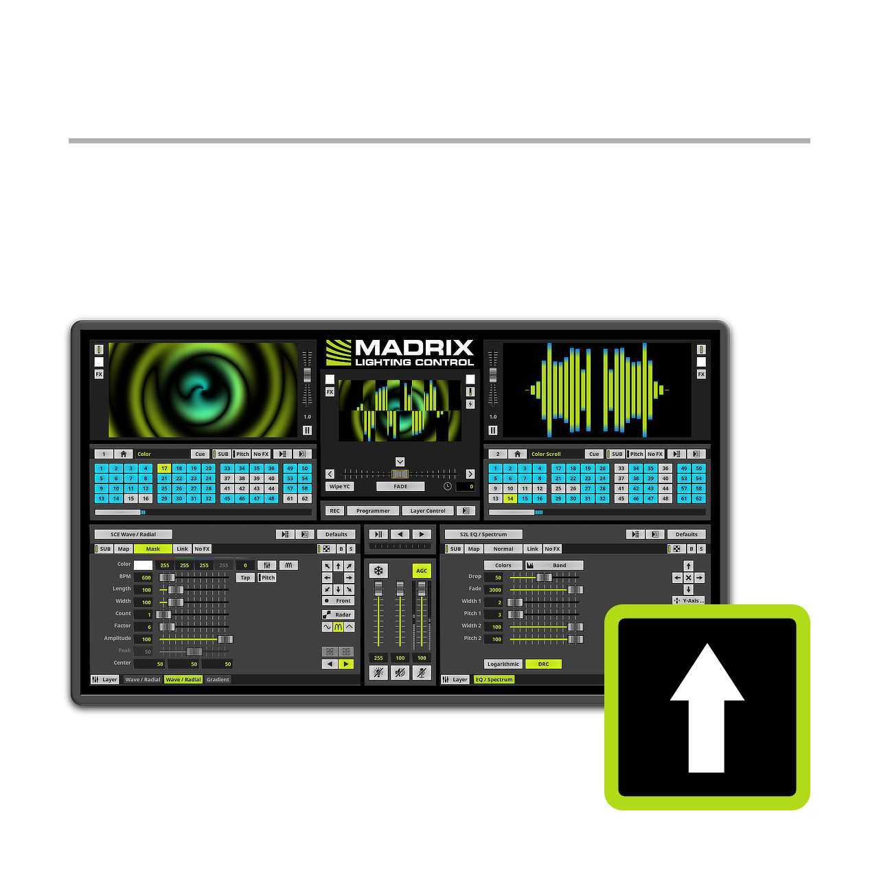 MADRIX 5 License Upgrade